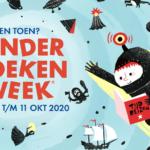 Kinderboekenweek 2020: filosoferen in groep 6,7 en 8